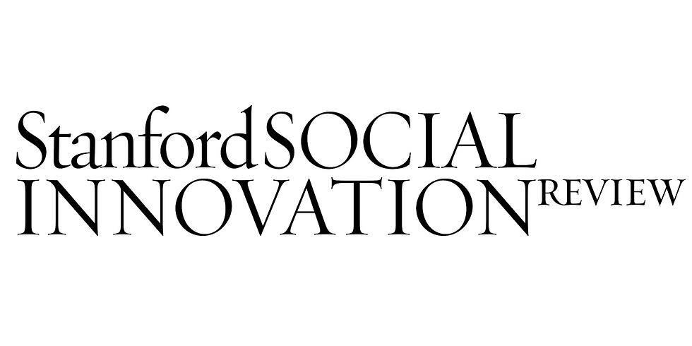 Stanford Social - Como os eventos de 2020 podem moldar o futuro da filantropia