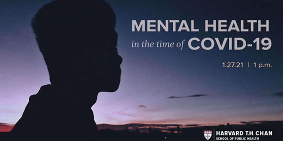 Harvard - Saúde mental em tempos de COVID-19
