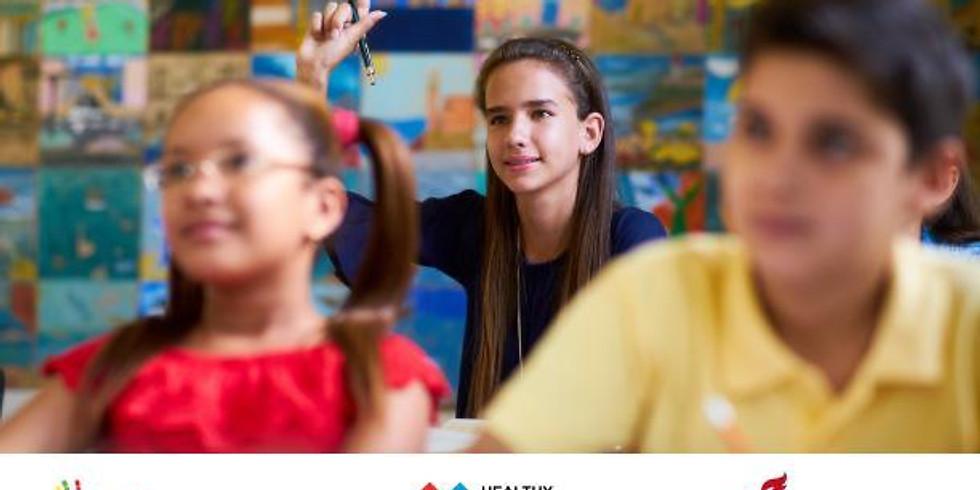 NCD Child - Saúde escolar na América Latina