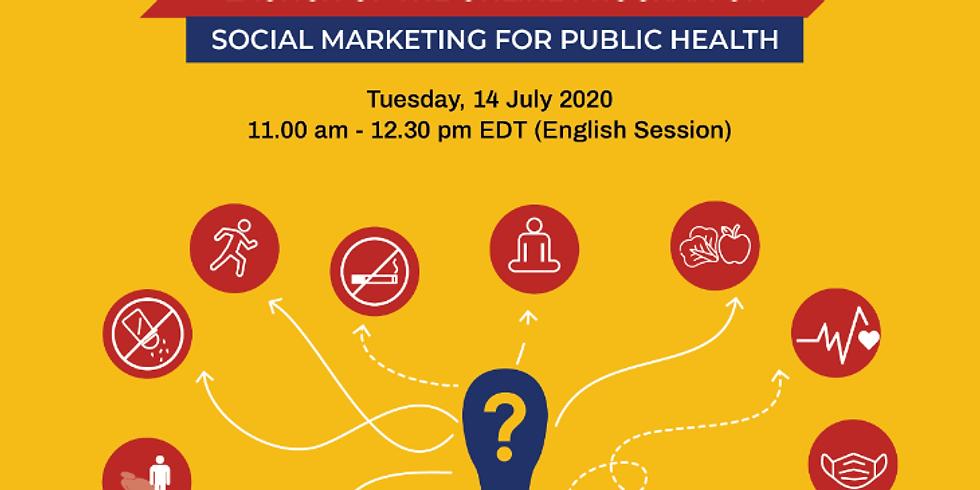 OPAS - Marketing para a Saúde Pública