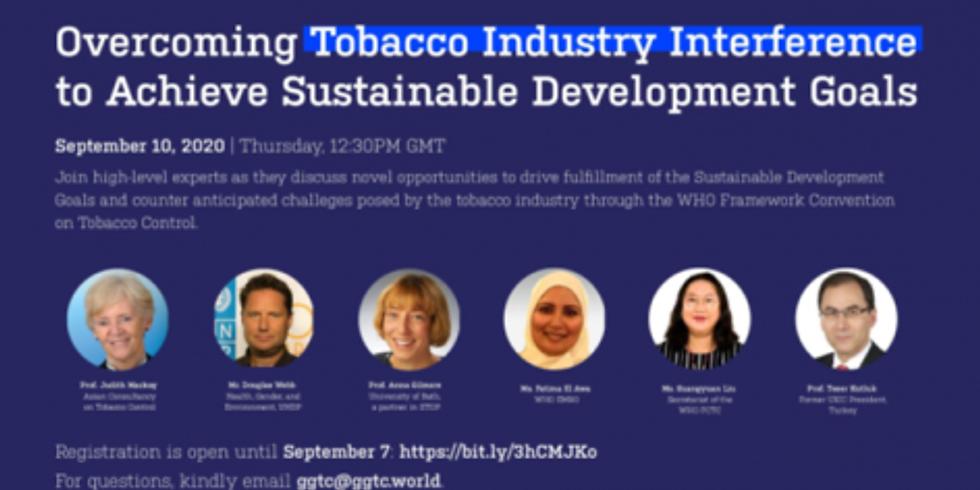 OMS - A indústria do tabaco