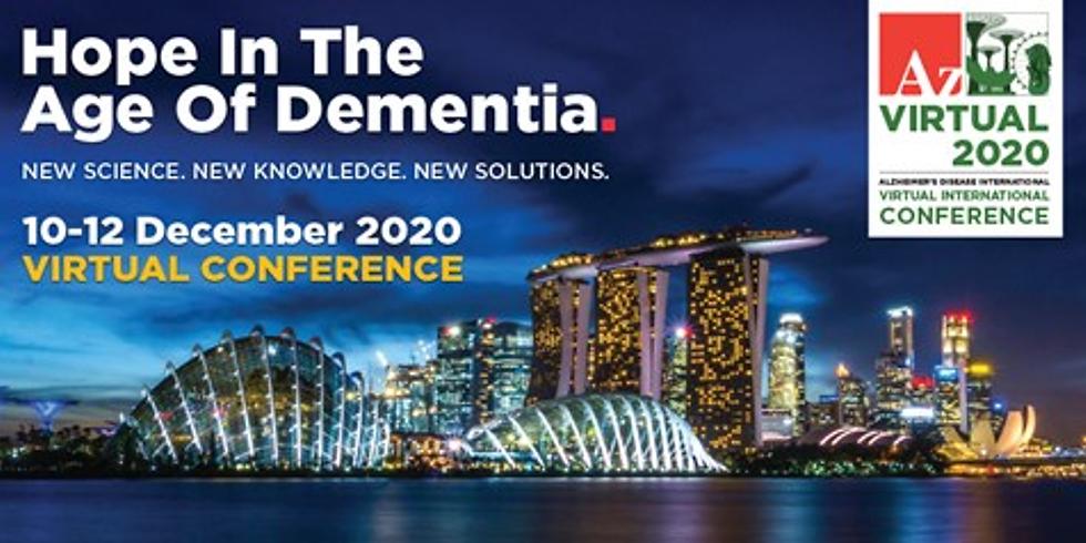 Conferência Alzheimer's Disease International 2020
