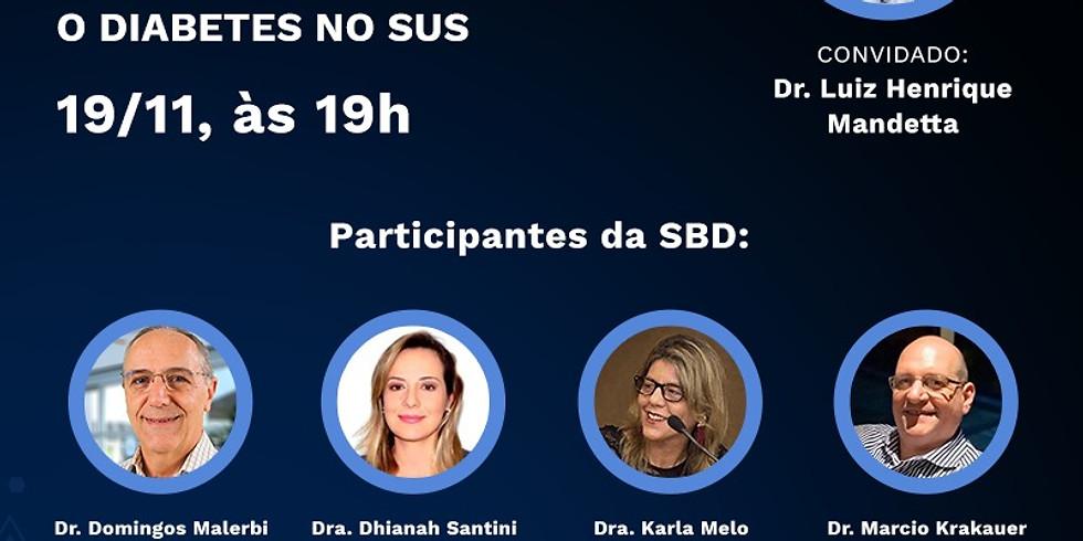 SBD - Ponto e contraponto: o diabetes no SUS