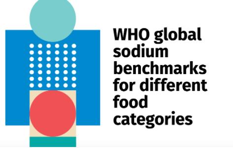 OMS define metas globais para reduzir o sódio da alimentação da população