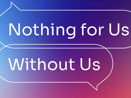 """Relatório da OMS """"Nothing for us, without us"""": oportunidades de envolver pessoas que vivem com DCNTs"""