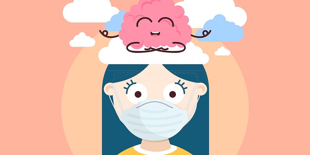 Saúde mental e COVID-19.