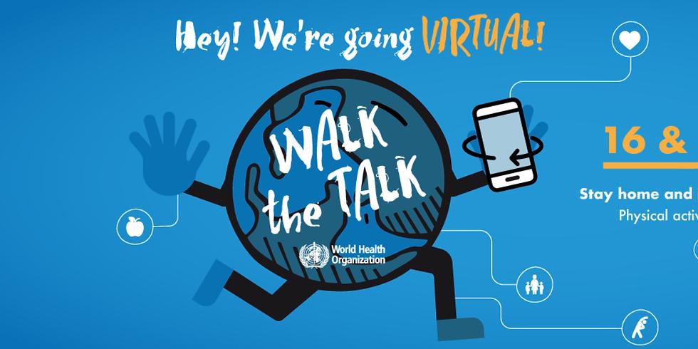 OMS: Desafio Saúde para Todos 2020