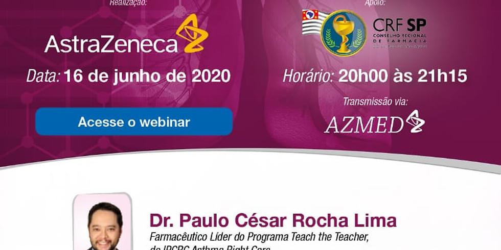 AstraZeneca - Asma e COVID-19
