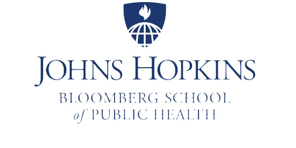 JHSPH - Webinar: Produtos de tabaco emergentes em um mercado sem regulação