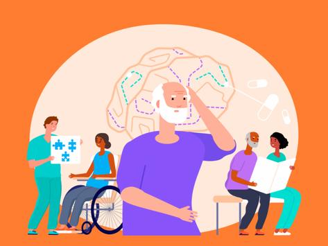 Pesquisa aponta que Alzheimer pode aumentar riscos de gravidade e morte pelo novo coronavírus