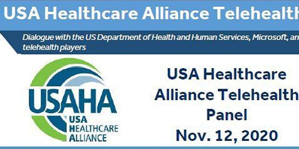 USAHA - Telessaúde nos EUA