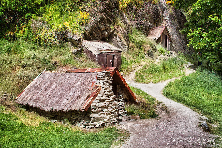 Chinese Settlement in Arrowtown