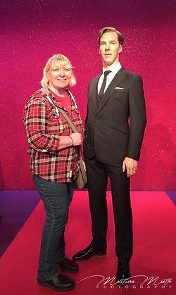 Madame Tussauds London - Benedict Cumberbatch
