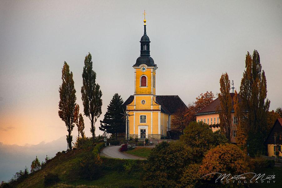 Pfarrkirche Kitzeck Südsteiermark