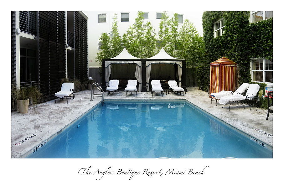 The Angler's Boutique Resort Pool
