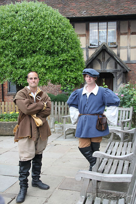Shakespeare's Birthplace Stratford-upon-Avon