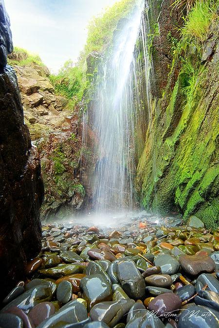 Clovelly Wasserfall
