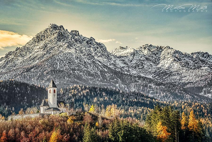 Pfarrei zur Hl. Magdalena in Obervierschach
