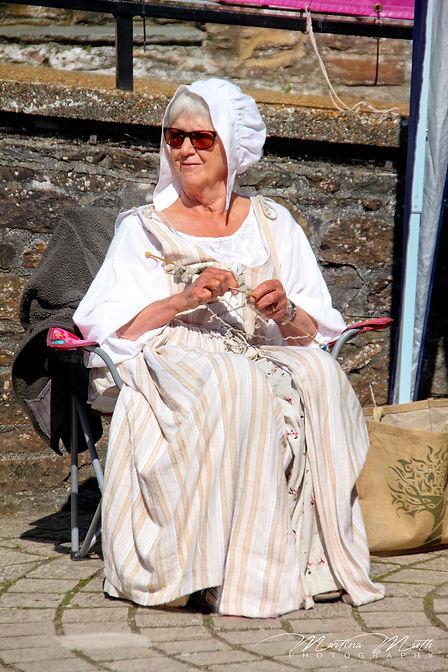 Elizabethan Charity Market Totnes