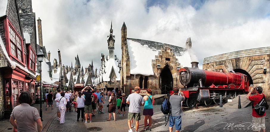 The Wizarding World of Harry Potter - Orlando Universal Studios