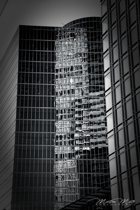 Reflection, Vancouver