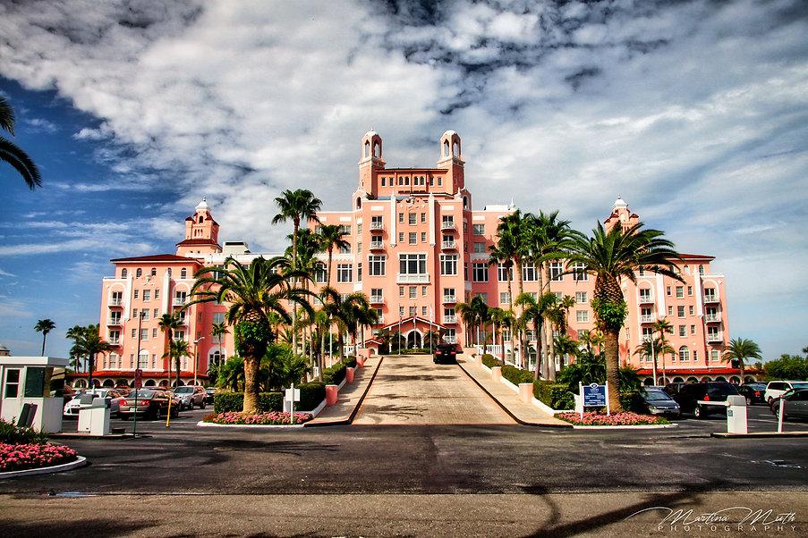 Don Cesar Beach Resort, St. Petersburg