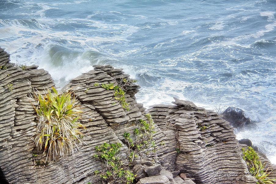 Punakaiki Pancake Rocks & Blowholes