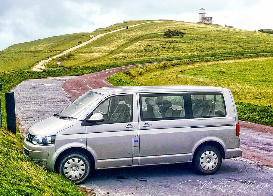 VW Multivan Beachy Head