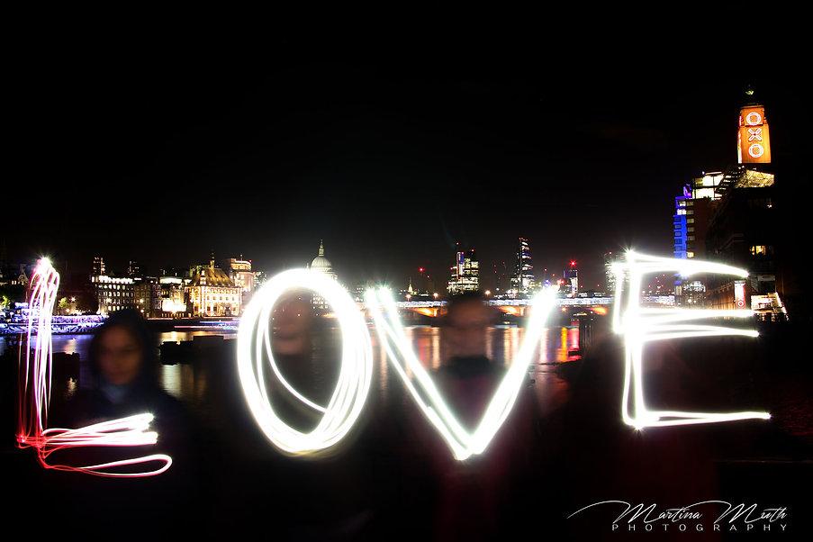 Love Southbank London