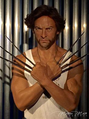 Madame Tussauds London - Hugh Jackman als Wolverine