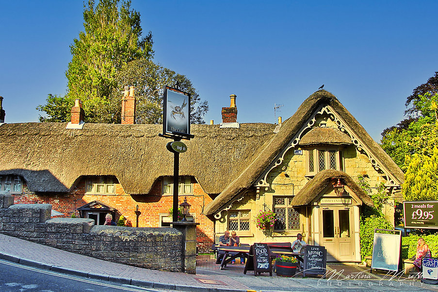 Shanklin Old Village, Isle of Wight