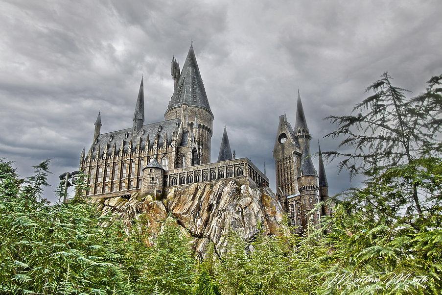 Hogwards Castle The Wizarding World of Harry Potter - Orlando Universal Studios