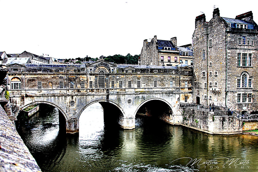 Pulteney-Brücke in Bath