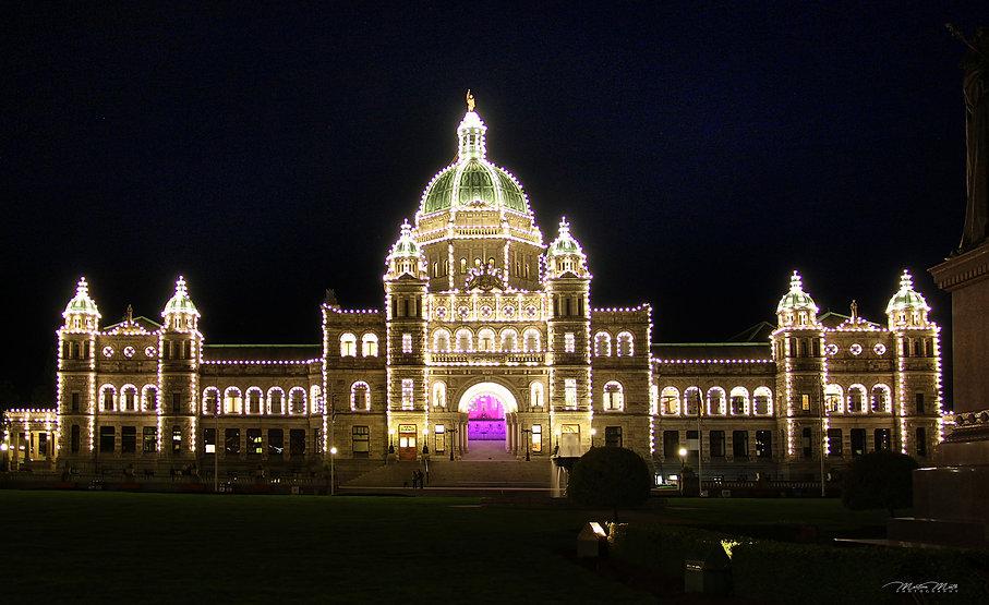City Hall in Victoria