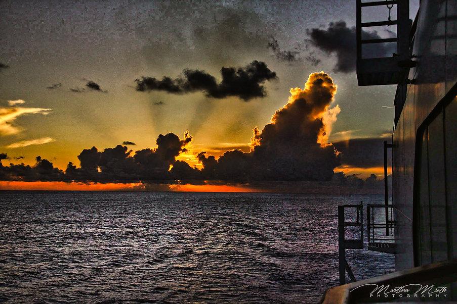 Caribbian Sunset