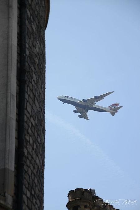 Flugzeug Windsor