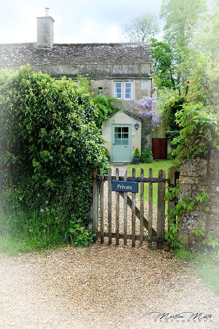 Lacock Village, UK