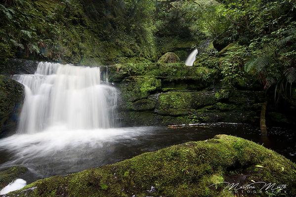 McLean Falls, The Catlins