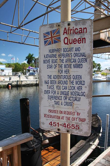 African Queen, Key Largo