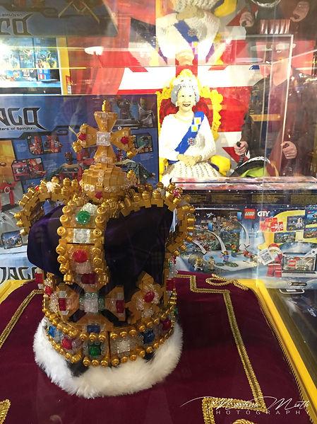 Hamleys London Lego