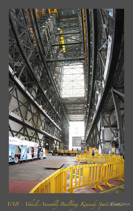 Kennedy Space Center VAB