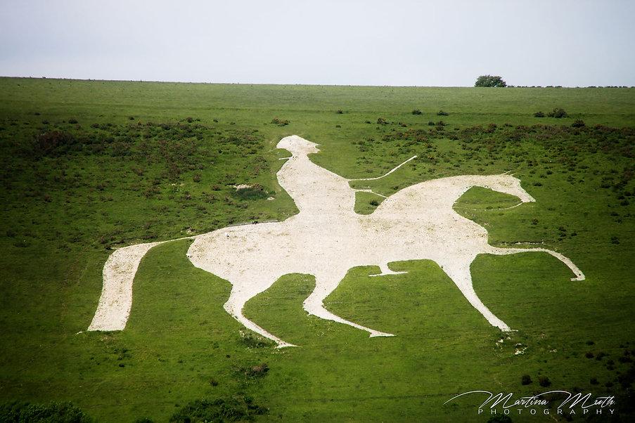 Osmington White Horse