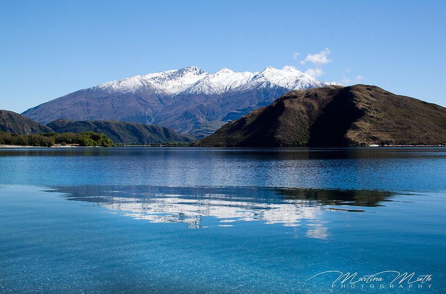 Lake Wanaka und Mt. Alta