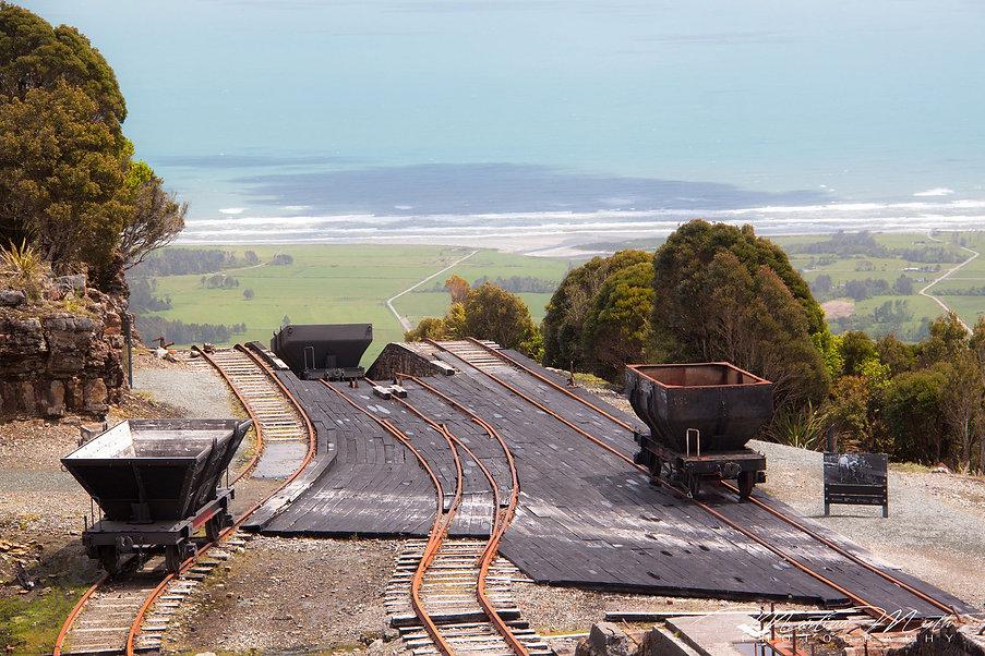 Denniston Coal Mine