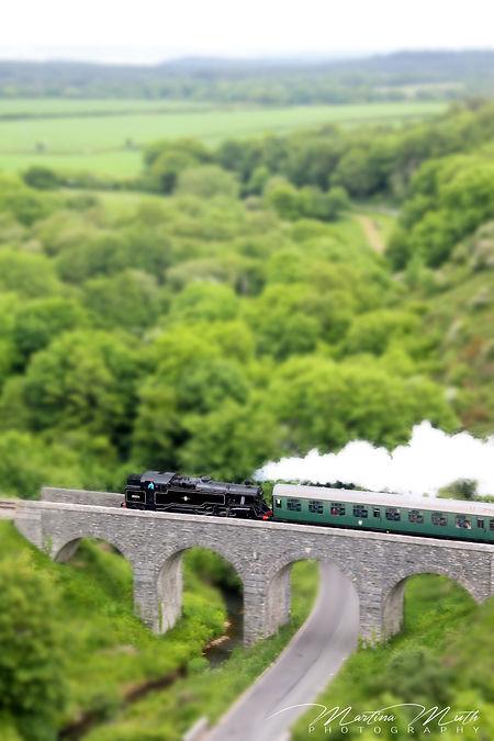 Swanage Railway  Corfe Castle