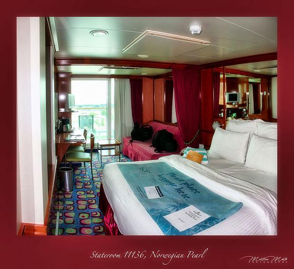 Blake Shelton Cruise Norwegian Pearl Stateroom