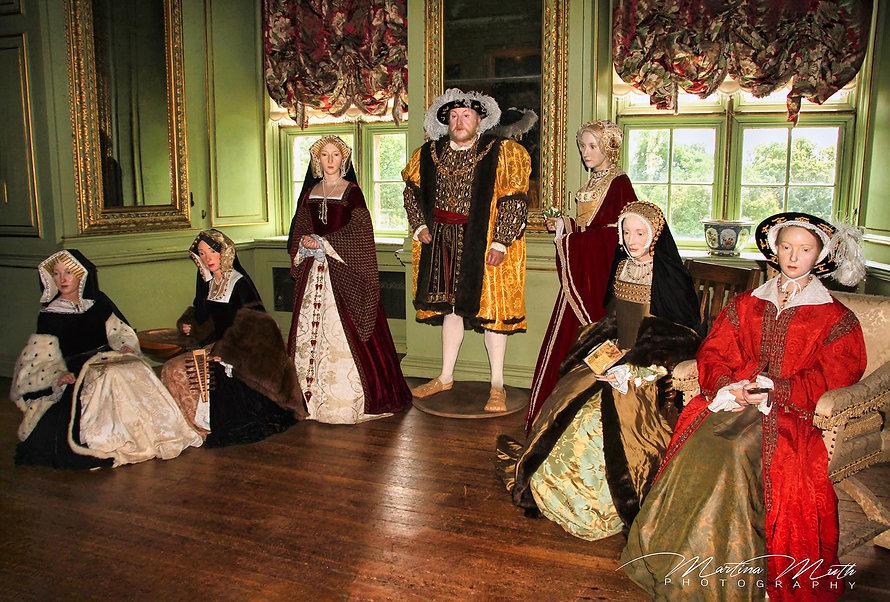 Warwick Castle Henry VIII