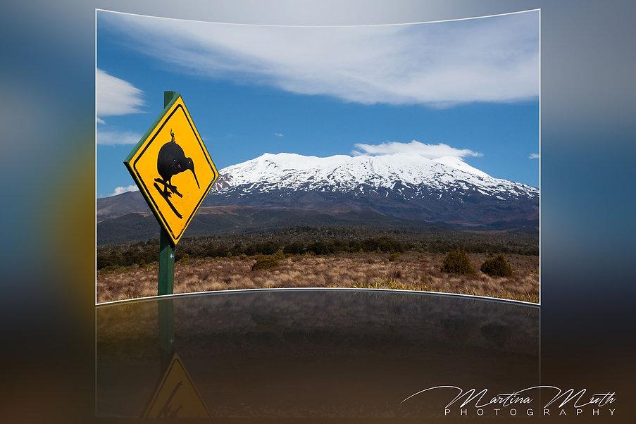 Tongariro Nationalpark, Mount Ruapehu