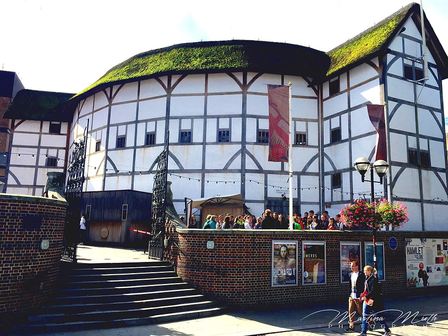 London, Shakespeare's Globe