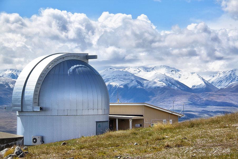 Mt. John Observatorium